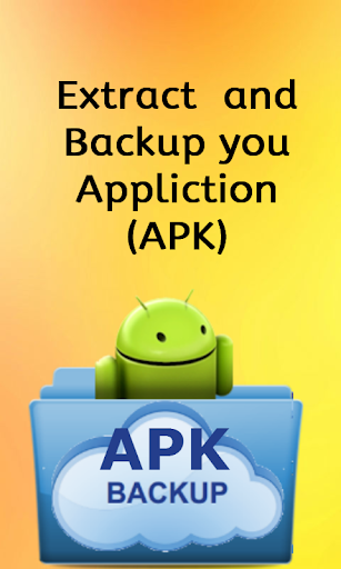 Apk backup