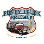 Logo of Rusty Truck Beach Blonde