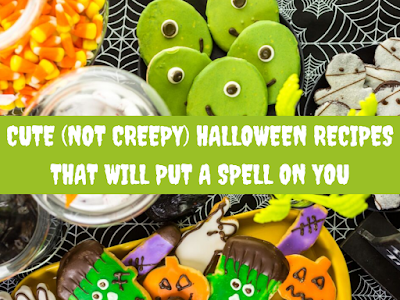 Cute (Not Creepy) Halloween Recipes That Will Put a Spell on You