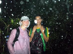 Photo: BARBI E UDIN comincia a piovere