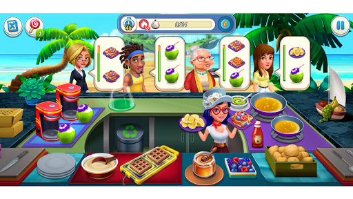 Cooking Cafe u2013 Restaurant Star : Chef Tycoon 2.5 screenshots 7