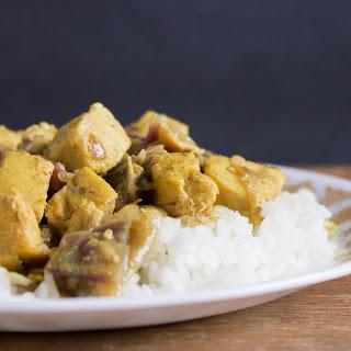 Coconut Chicken Curry (Nightshade Free)