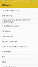 99Stories screenshot thumbnail