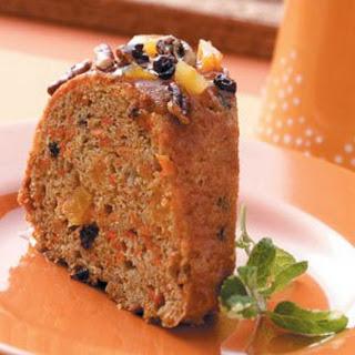 Carrot Fruit Cake Recipes