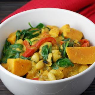 Sweet Potato Curry.
