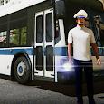 City Bus Driver 2018 icon