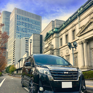 ノア ZRR80W Si WxB のカスタム事例画像 ぱぱかさんの2018年12月11日06:49の投稿