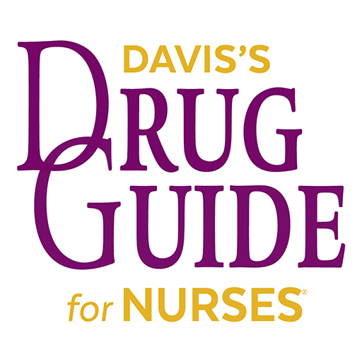 Davis's Drug Guide for Nurses 醫療 App LOGO-硬是要APP