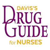 Tải Davis's Drug Guide for Nurses APK