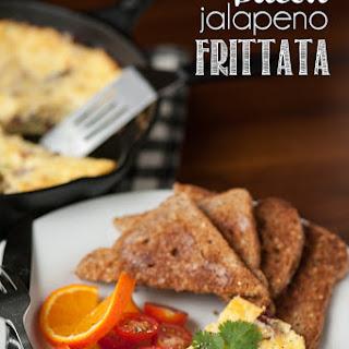 Bacon Jalapeno Frittata