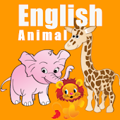 Speak english words animals