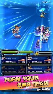 FINAL FANTASY  BRAVE EXVIUS Screenshot