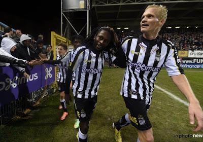 Charleroi : Geraerts et Ndongala absents de la sélection contre Genk