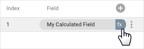 Edit a calculated field