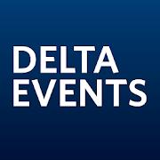 Delta Events  Icon