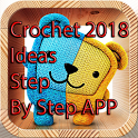 Crochet ideas step by step app icon