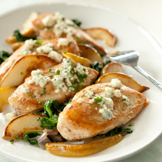 Baked Chicken With Spinach And Cheese Recipes.