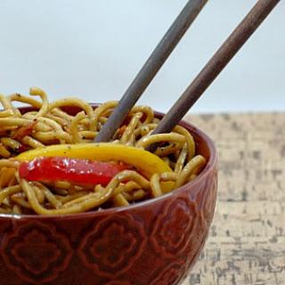 Thai Noodle Salad.