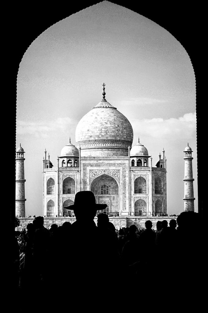 finalmente Taj Mahal di antonioromei