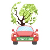 Green Pool on-demand Carpool
