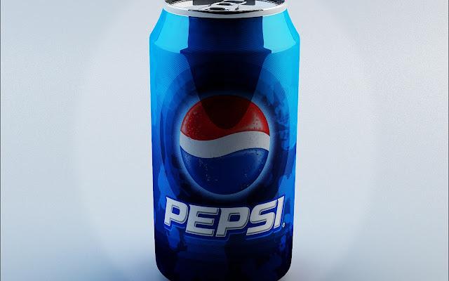 Pepsi Fan Club Tab
