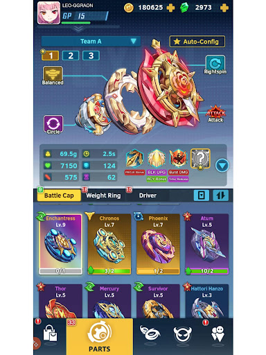 Spiral Warrior filehippodl screenshot 11