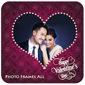 Photo Frames All - Valentine's Day