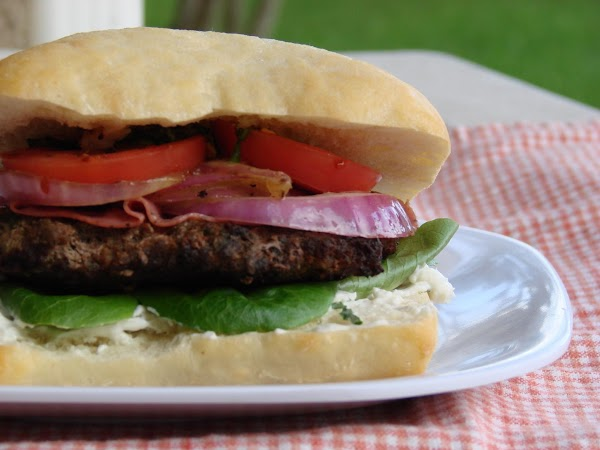 Marketplace Burger Recipe