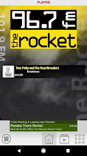 96.7 The Rocket- screenshot thumbnail