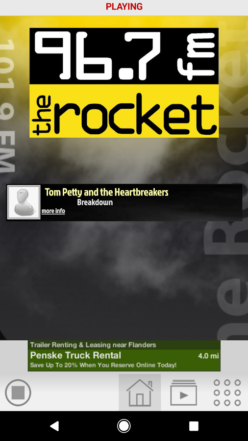 96.7 The Rocket- screenshot