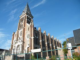 photo de église Saint-Pierre / PONT-REMY