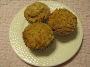 Pumpkin Apple Streusel Muffins Recipe