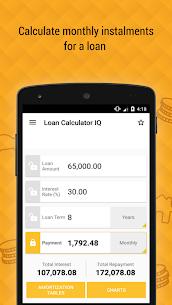 Loan Calculator IQ – Latest MOD APK 3
