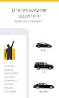 Screenshot of Gett (GetTaxi) - The Taxi App