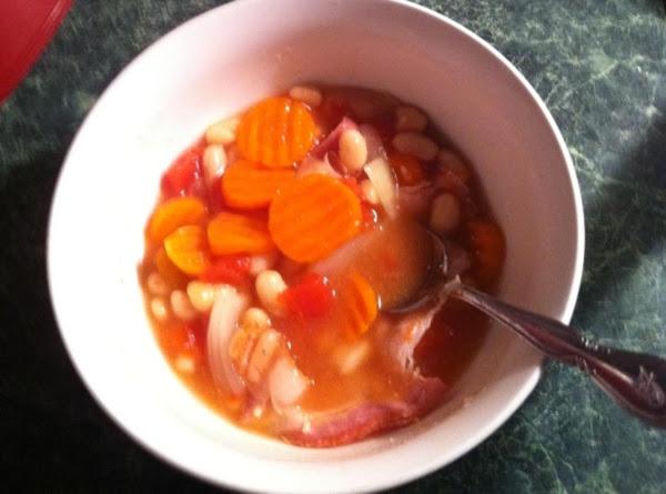 Winter Bean Soup Recipe