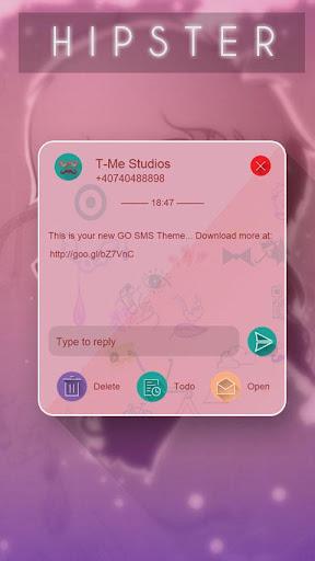 玩個人化App 멋쟁이 GO SMS免費 APP試玩
