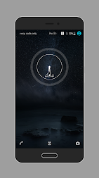 Material Space Theme APK screenshot thumbnail 1