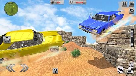 Car Crash Simulator & Beam Crash Stunt Racing APK Download com ...