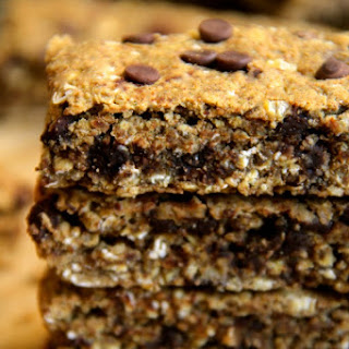 Cookie Dough Protein Granola Bars