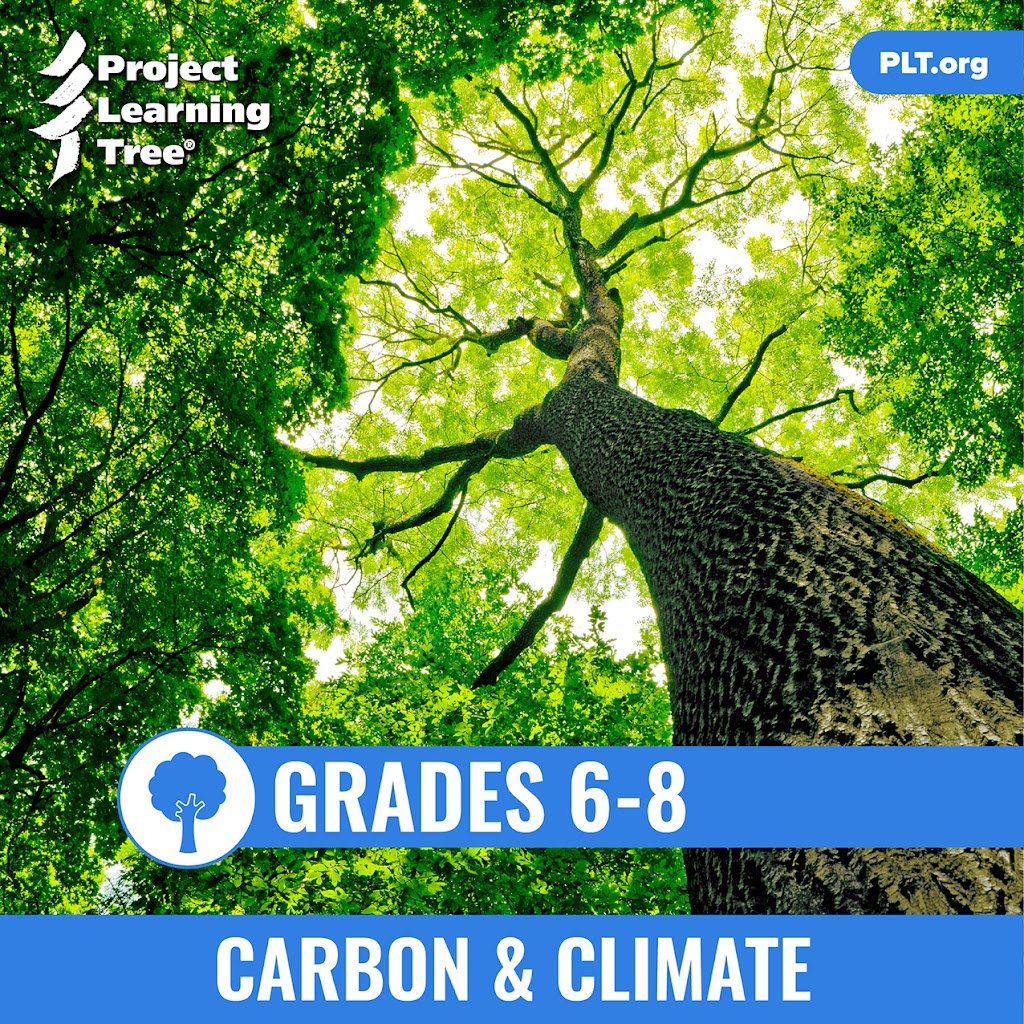 Grades 6-8 unit on carbon and climate
