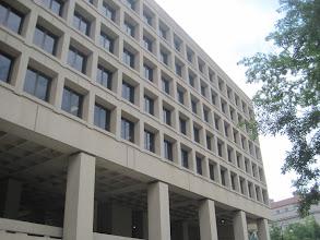 Photo: FBI főhadiszállás