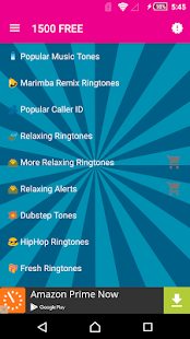 1500 Free Ringtones- screenshot thumbnail
