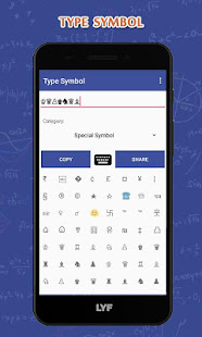 App Type symbol APK for Windows Phone