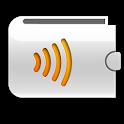 Orange NFC icon