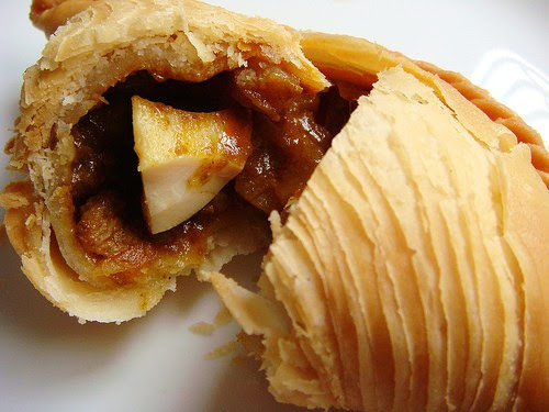 Curry Puff from Singapore