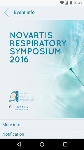 Novartis NRS 2016