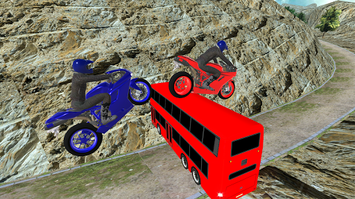 Little Bheem Game Bike  captures d'u00e9cran 1