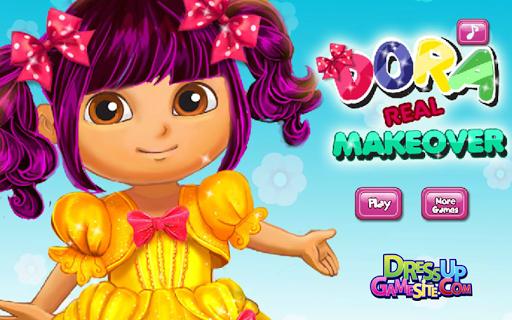 Dora's Realistic Makeover