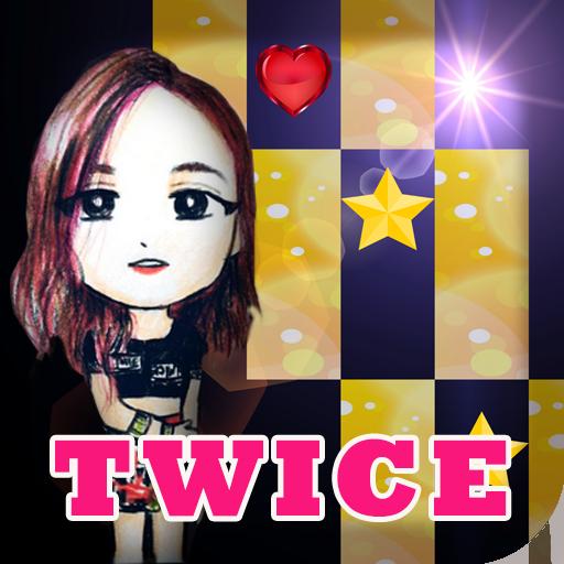 Kpop Twice Piano (game)