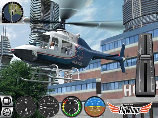 Helicopter Simulator 2016 Free  screenshots 9